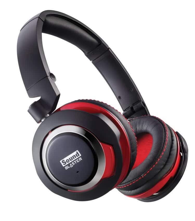 Creative SoundBlaster EVO Zx Headset with NFC