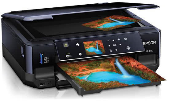 Epson Expression Premium XP-600 Series Reviews - TechSpot
