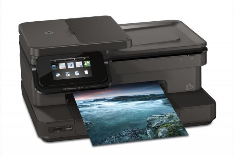 HP Photosmart 7520 e-All-in-One Series