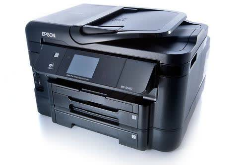 Epson WorkForce WF-3540 Series