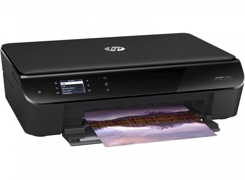 HP Envy 4500 e-All-in-One Series