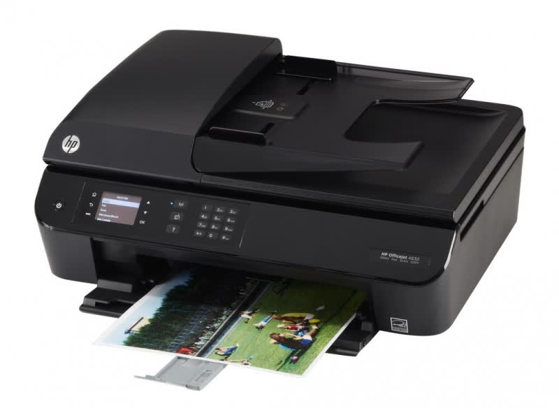 HP Officejet 4630 e-All-in-One Series