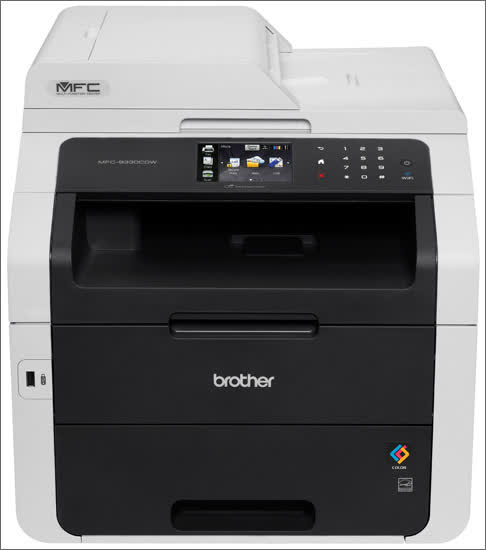 Brother MFC-9330 Series