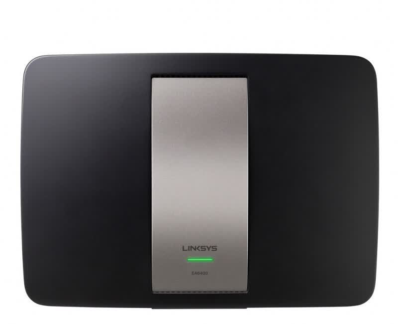 Linksys EA6400 Smart Wi-Fi router