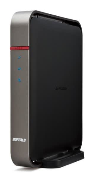Buffalo WZR-1750DHP AirStation Extreme AC 1750 Gigabit Dual Band Wireless Router