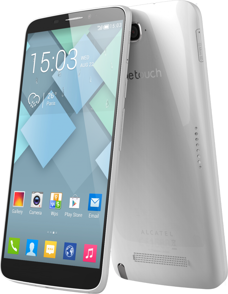 Alcatel One Touch 8020/8020D Hero