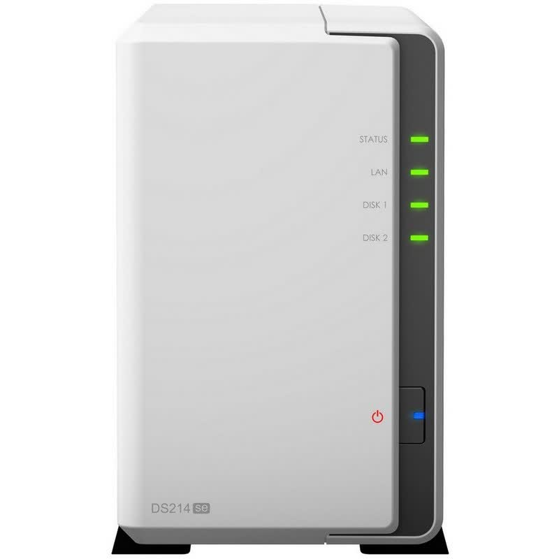 Synology Disk Station DS214SE Special Edition 2-bay