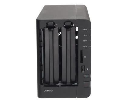Synology Disk Station DS213 Plus
