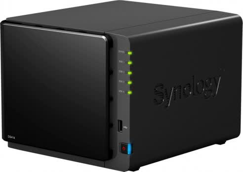 Synology Disk Station DS414