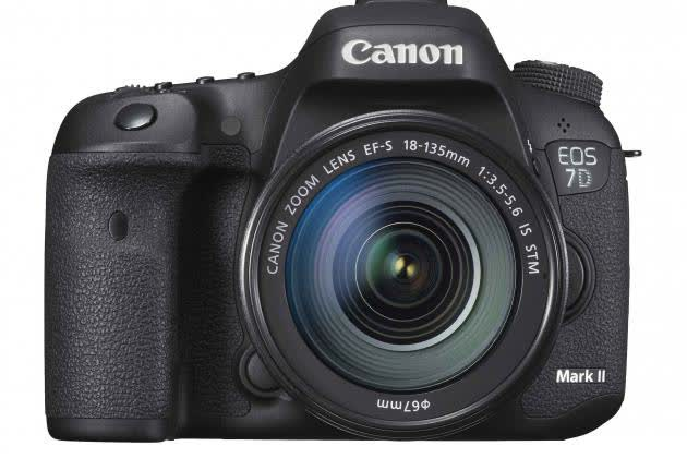 Canon EOS 7D Mark 2