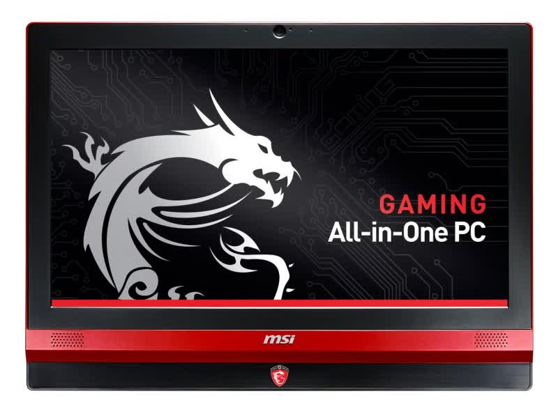 MSI AG240 All-in-One