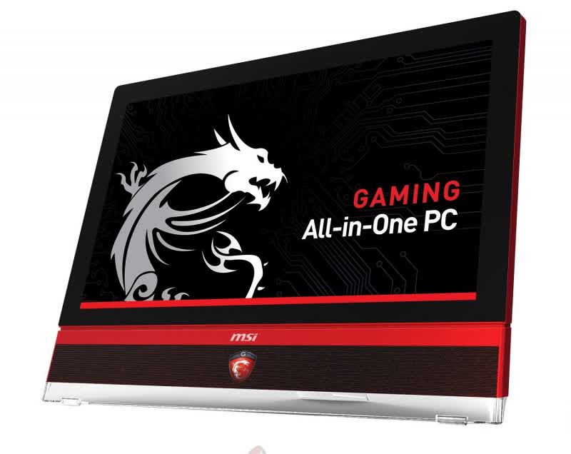 MSI AG270 All-in-One Gaming PC