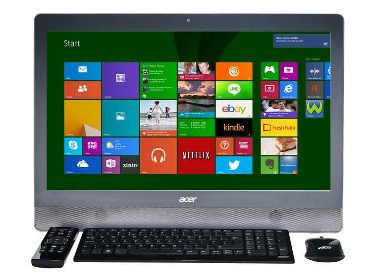 Acer Aspire U5-620 All-in-One