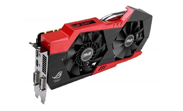 Asus GeForce GTX 760 Striker Platinum 4GB GDDR5 PCIe