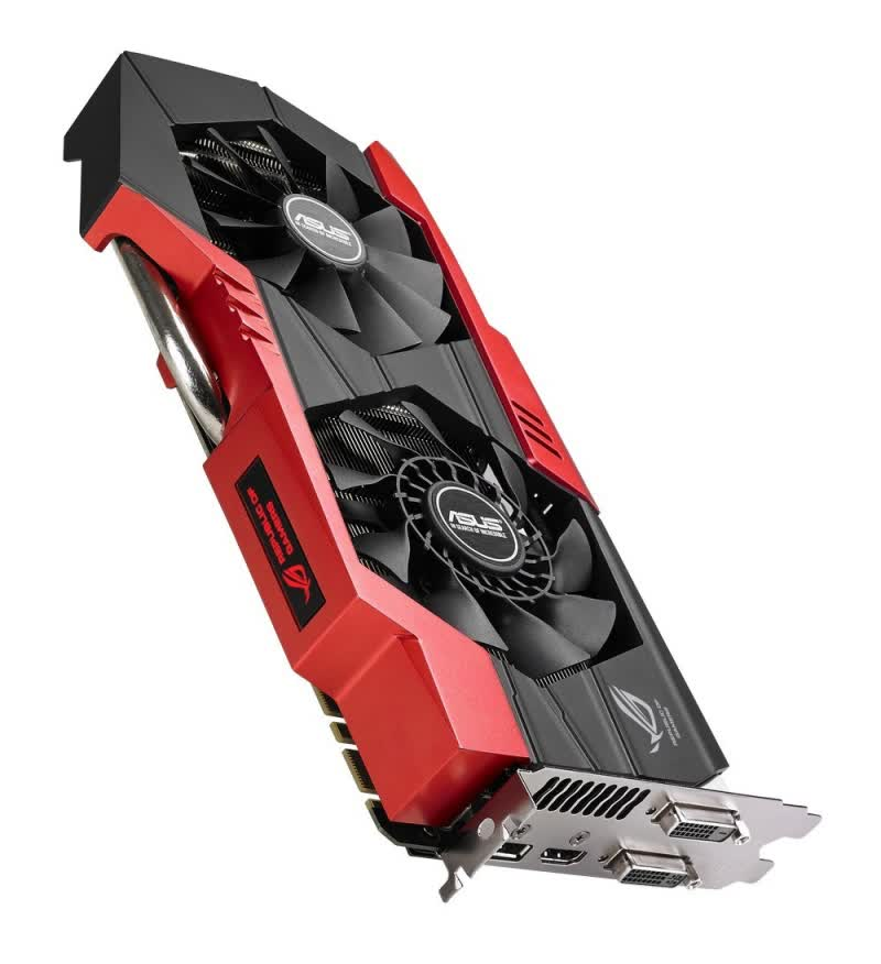 Asus GeForce GTX 780 Ti Matrix Platinum 3GB GDDR5 PCIe