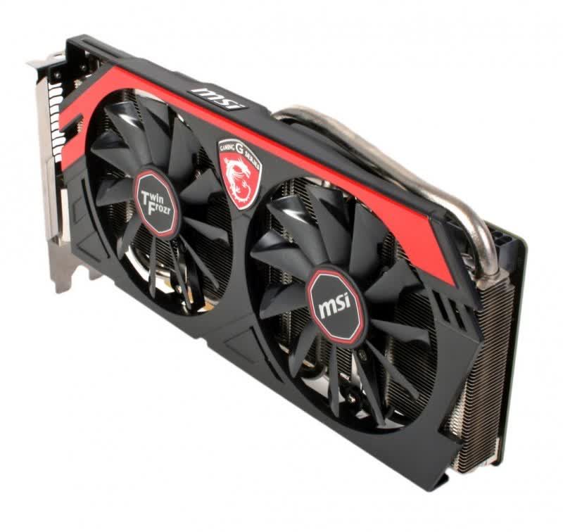 MSI GeForce GTX 980 Gaming Twin Frozr 5 OC 4GB GDDR5 PCIe