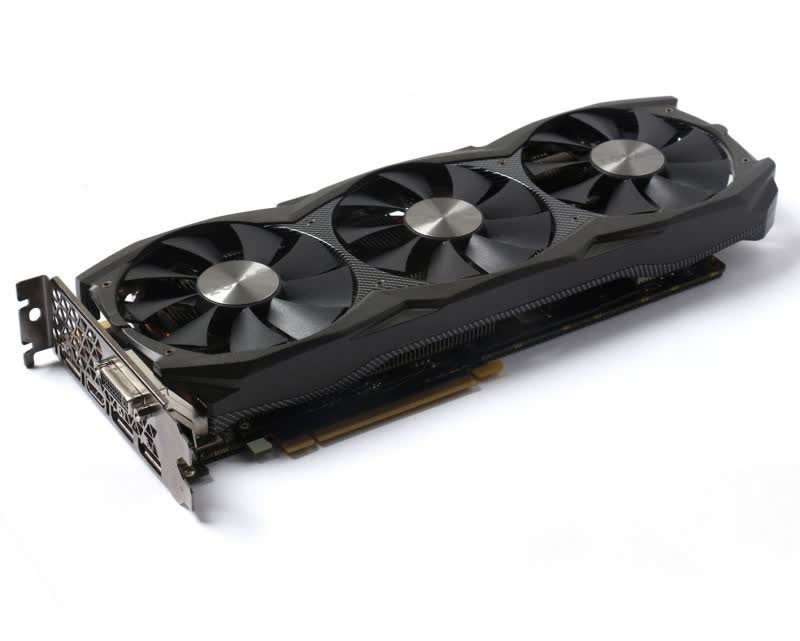 Zotac GeForce GTX 970 AMP! Extreme Edition 4GB PCIe