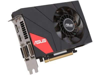 Asus GeForce GTX 970 DirectCU Mini OC 4GB GDDR5 PCIe GTX970-DCMOC-4GD5