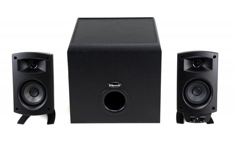 The rock-solid Klipsch ProMedia 2.1 speakers are now $90 thumbnail