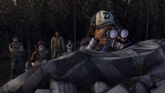 The Walking Dead Season 2: Episode Two - A House Divided