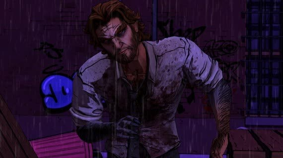 The Wolf Among Us: Episode 3 - A Crooked Mile