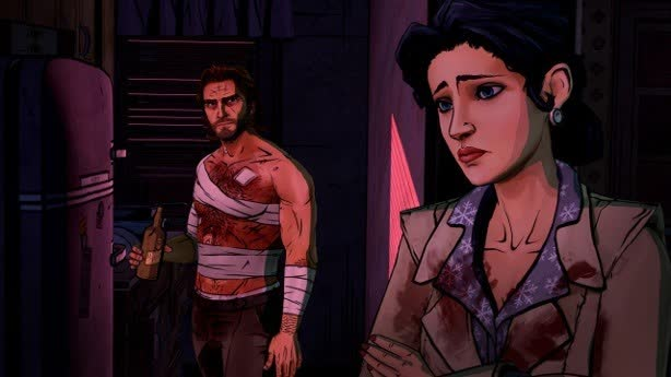 The Wolf Among Us: Episode 4 - In Sheeps Clothing