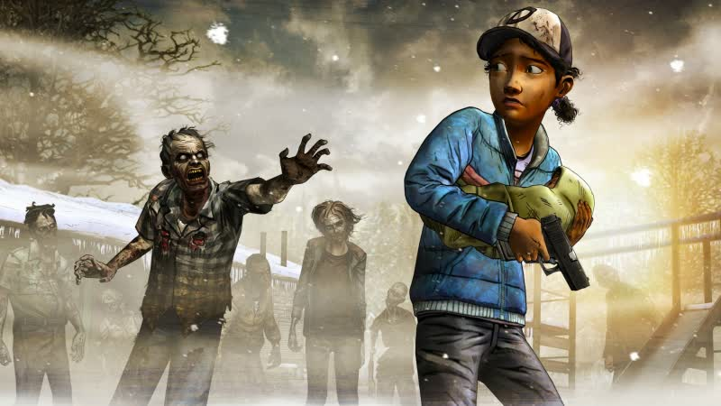 The Walking Dead Season Two - Episode 5: No Going Back