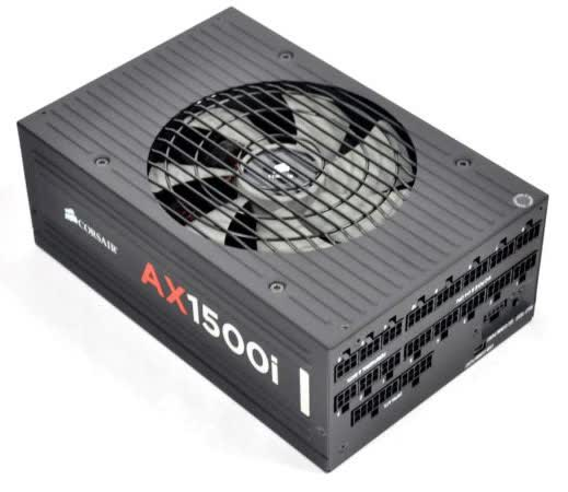 Corsair AX1500i Digital ATX Power Supply 1500W
