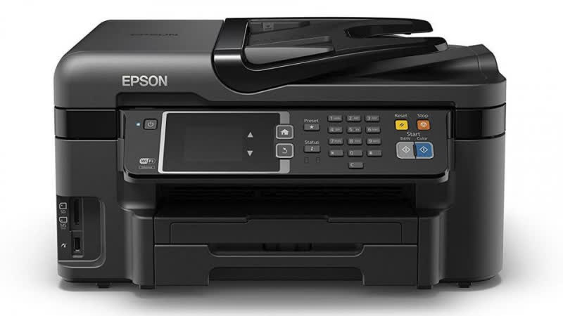 Epson WorkForce WF-3620 Series