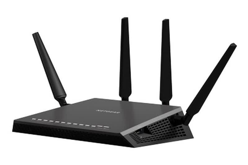Netgear R7500 Nighthawk Smart X4 AC2350 WiFi Router