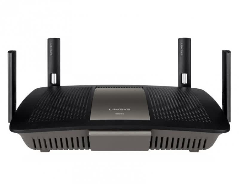 Linksys AC2400 Dual Band Wi-Fi E8350 Router