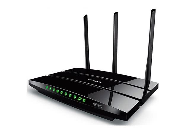 TP-Link Archer C5 v1 AC1200 Wireless Dual Band Gigabit Router