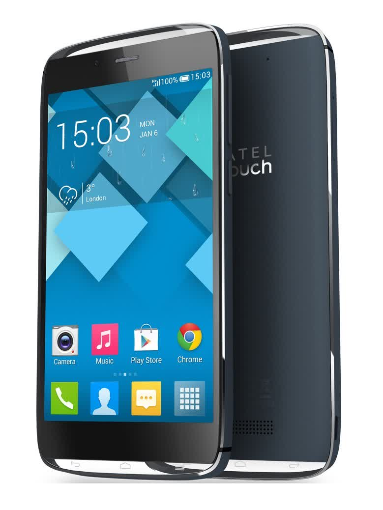 Alcatel OneTouch Idol Alpha
