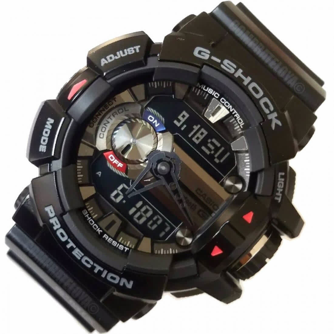 new product c7429 92b8a Casio G-Shock GBA-400