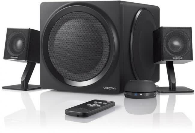 Creative T4 wireless 2.1 speaker system