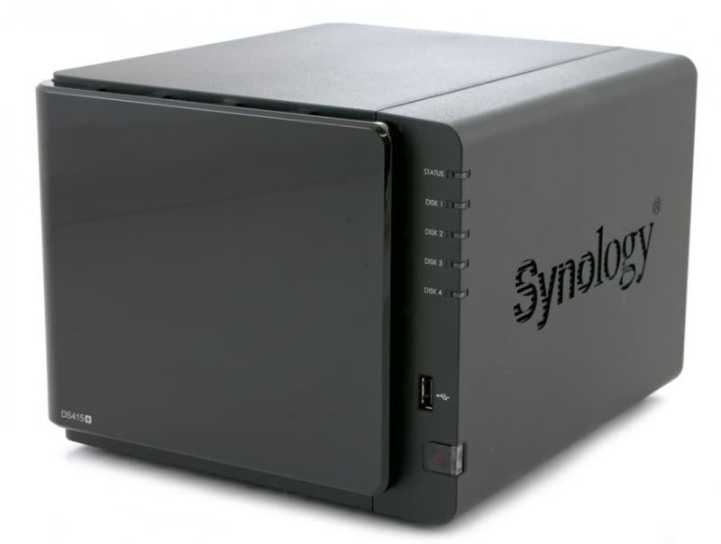 Synology Disk Station DS415+