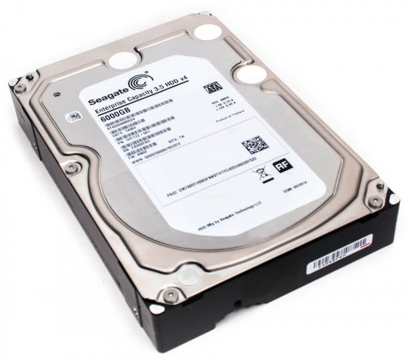 Seagate Enterprise Capacity HDD v4 SATA600