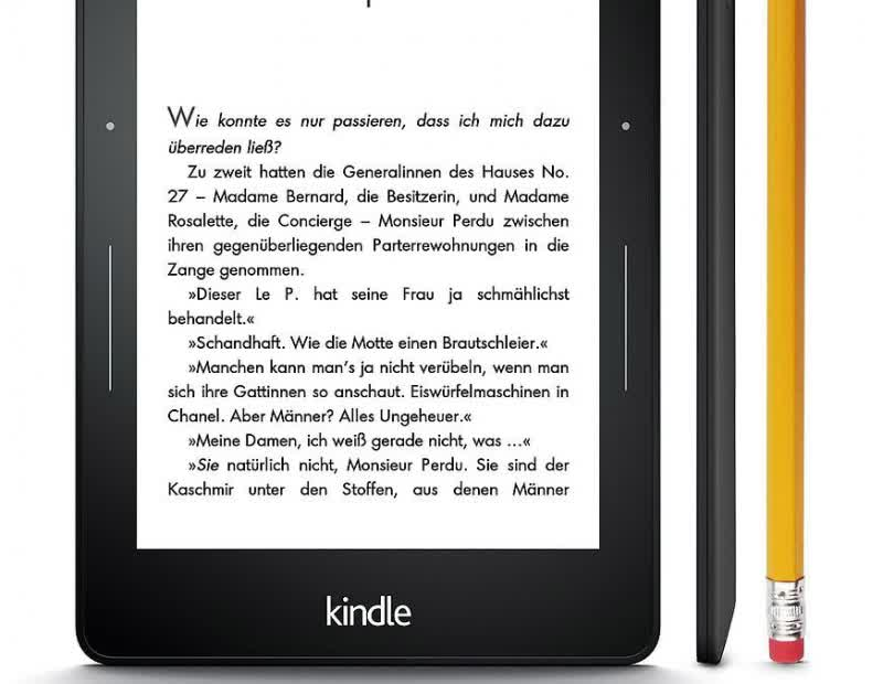Amazon Kindle Voyage E-Reader