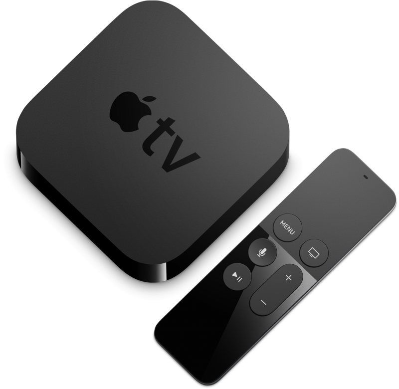 Apple TV - 2015 (4th Gen)
