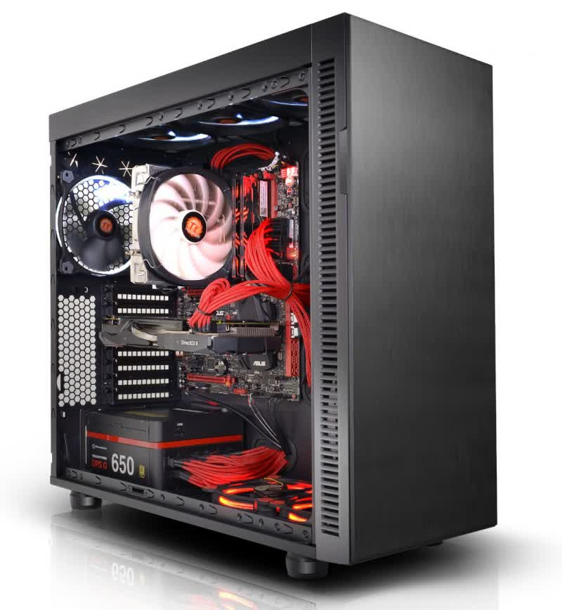 ThermalTake Suppressor F51
