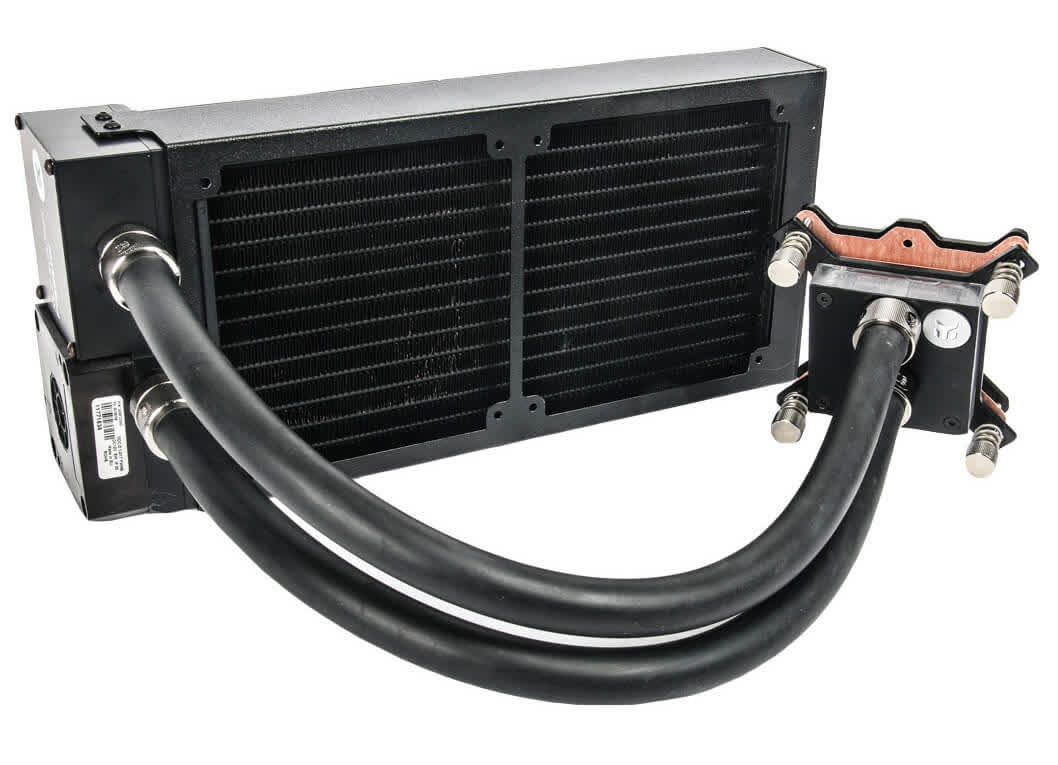 EK Water Blocks EK-XLC Predator 240 Water Cooling Kit