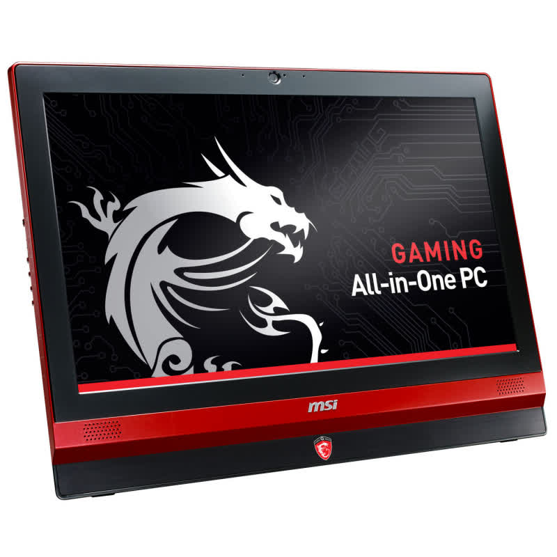 MSI Gaming 24GE All-in-One