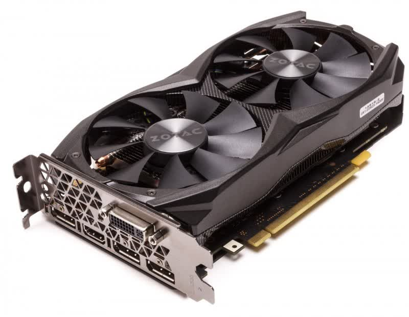 Zotac GeForce GTX 960 AMP! Edition 2GB GDDR5 PCIe