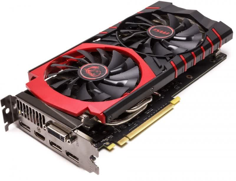 MSI GeForce GTX 960 Gaming 2G GDDR5 PCIe