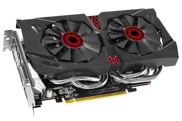 Asus GeForce GTX 960 Strix OC 2GB GDDR5 PCIE