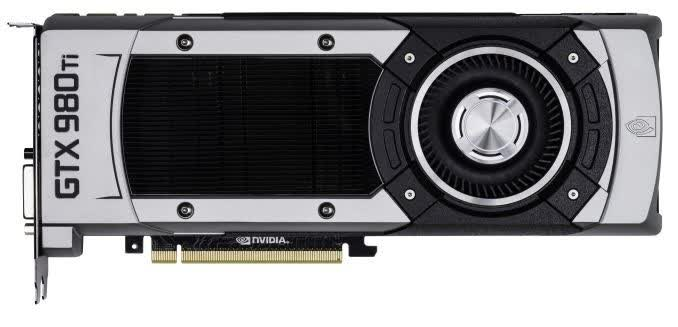 Nvidia GeForce GTX 980 Ti