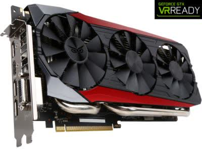 Asus GeForce GTX 980 Ti Matrix Platinum 6GB GDDR5 PCIe GTX980TI-P-6GD5-GAMING