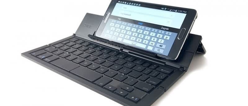 Zagg Universal Pocket BT Keyboard for Tablets