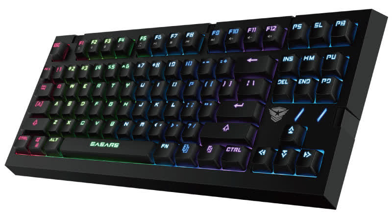 Easars Flare Mechanical Gaming Keyboard