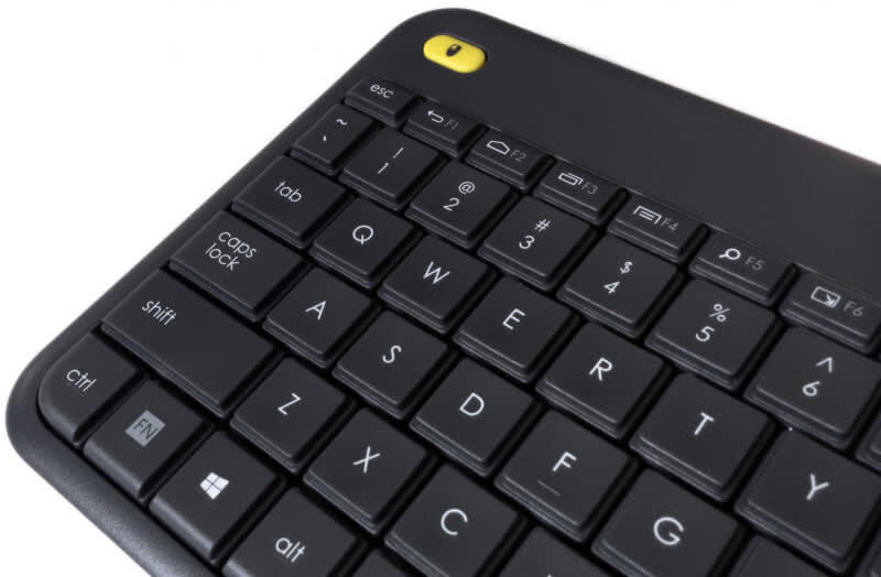 b0b52c09596 Logitech Wireless Touch Keyboard K400 Plus Reviews - TechSpot